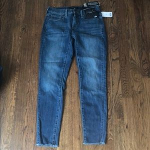 High-Rise Banana Republic Jeans - 25P